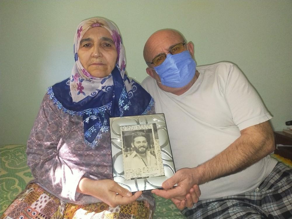 Sahilde kaybolan gencin ailesi 4 yıldır üzüntü içinde bekliyor