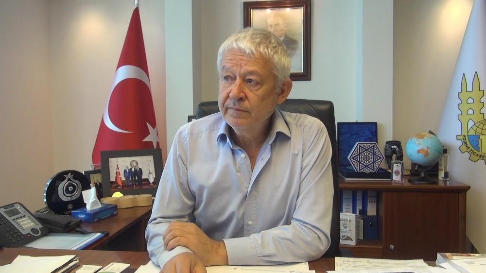 """Edirne Ticaret ve Sanayi Odası Başkanı Zıpkınkurt: """"Sınır kapıları kapanmayacak"""""""