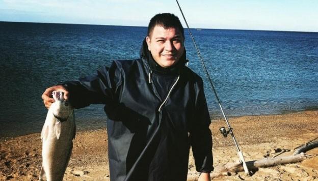 Enez'de batan tekneden kaybolan 1 kişi kurtarıldı