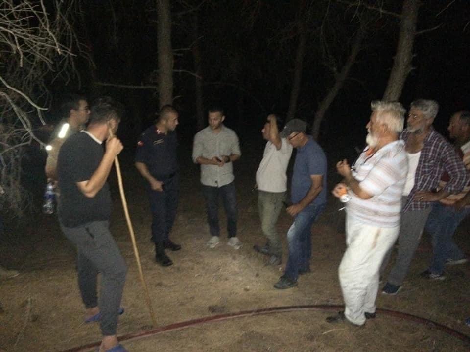 Edirne'de orman yangını kontrol altına alındı
