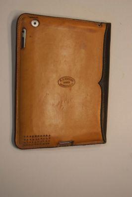 Back of iPad 2 (1.1) case