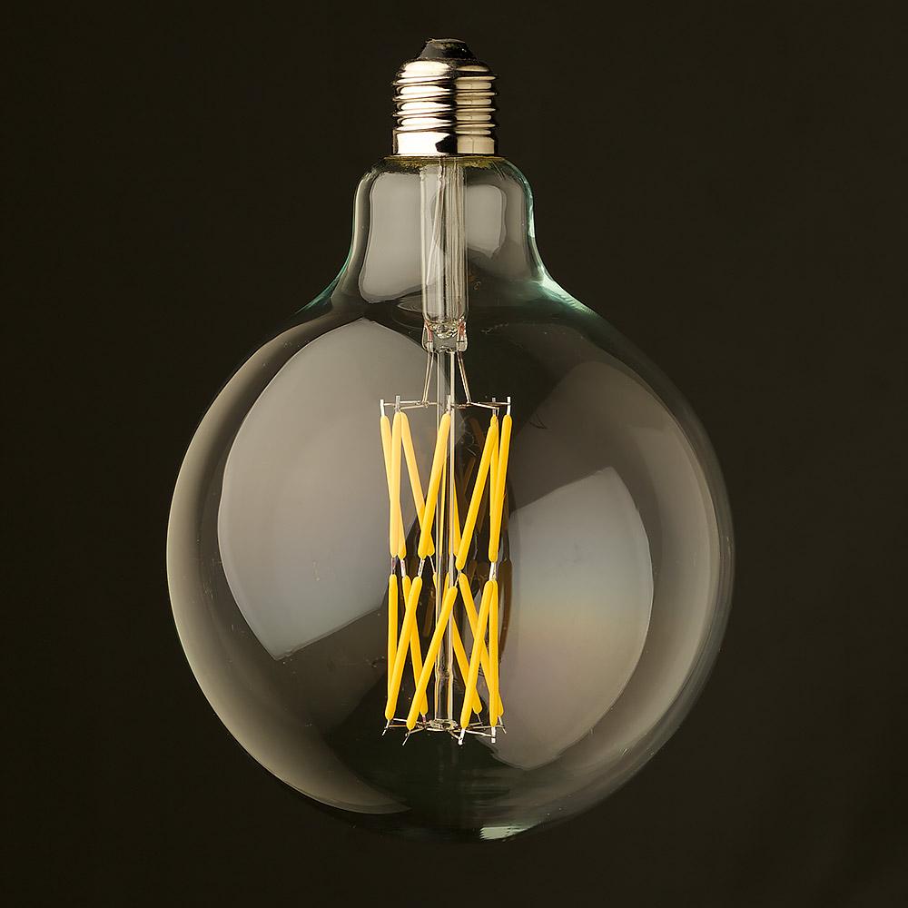 Round Light Bulb