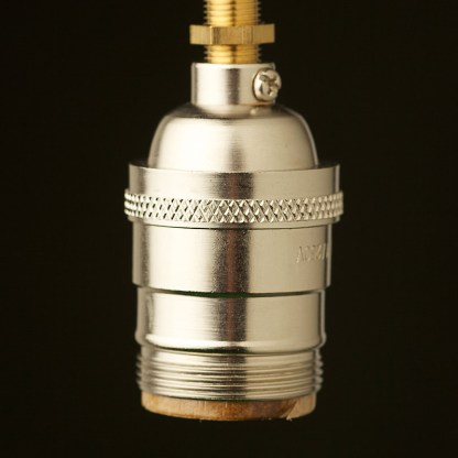 Nickel E26 Standard Socket