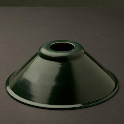 Green light shade 7 1/2 inch