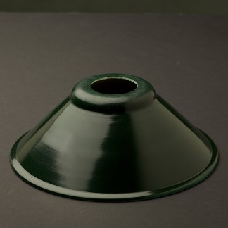 Green light shade 7 1/2 inch