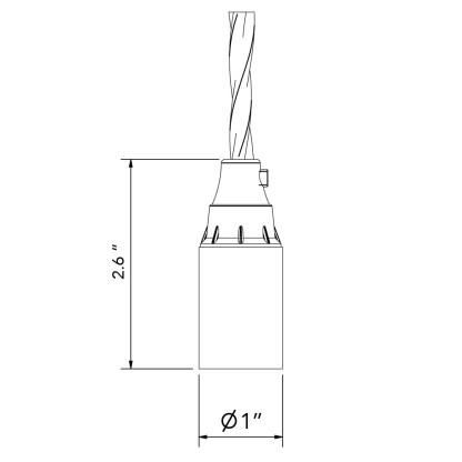 Bakelite E12 Vintage Small Edison Socket