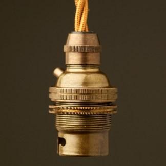 B22 Lamp holders