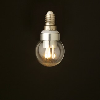3 Watt Dimmable LED E14 Fancy Round bulb