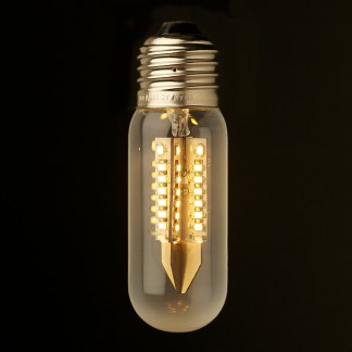 4 Watt Dimmable LED E27 Tube Bulb
