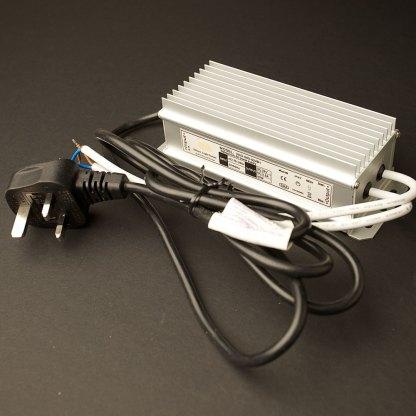 LED 24V DC Transformer Driver UK Plug