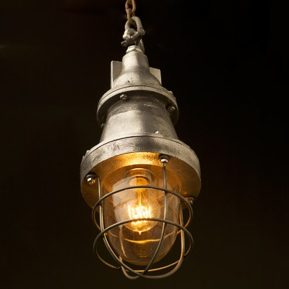 Aluminum Explosion proof Pendant Light