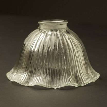 Holophane Fluted dome Light Shade