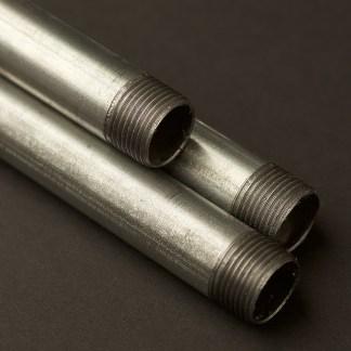 20mm Galvanised Threaded Tube