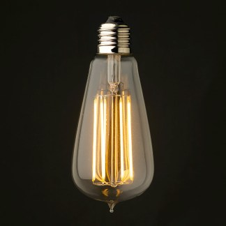 5W LED Edison Lantern filament Low Voltage bulb