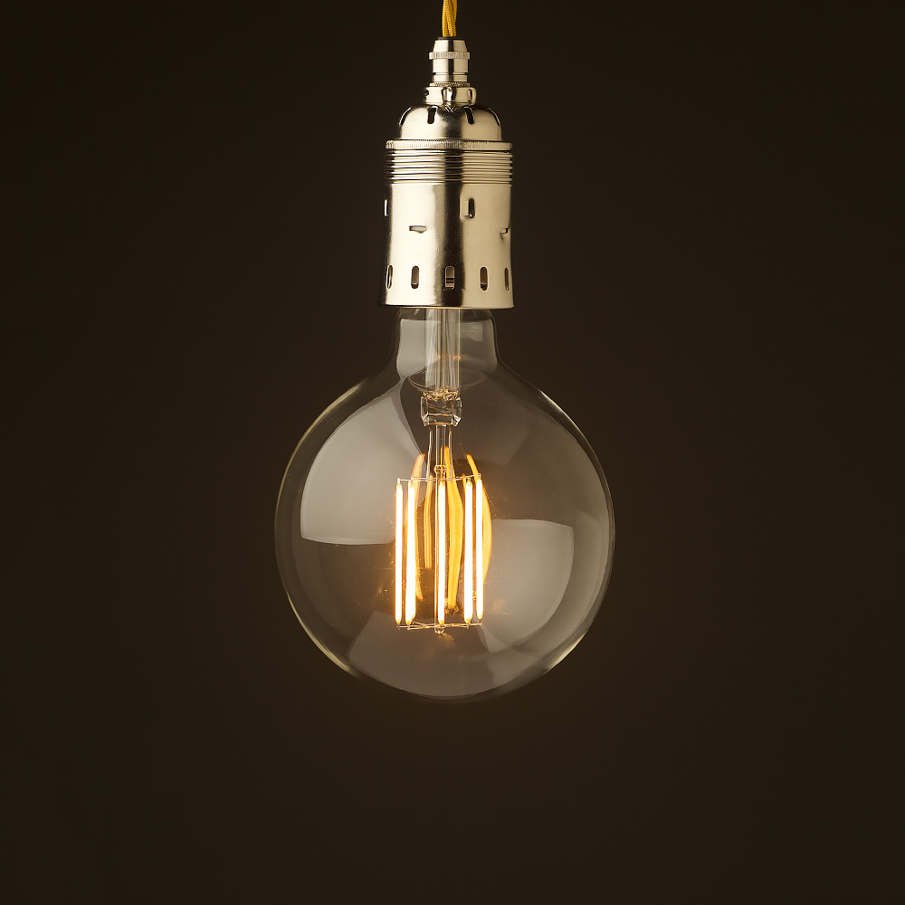 Bare Bulb Pendant Lighting