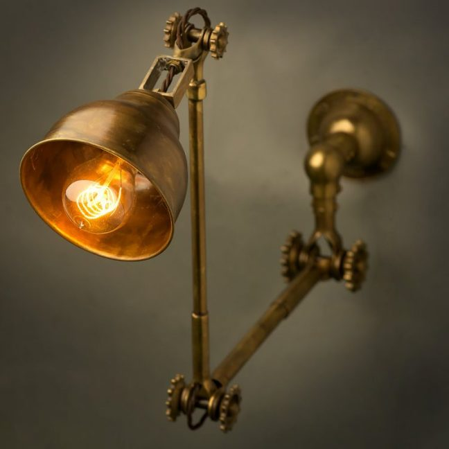 Adjustable-brass-wall-lamp-and-shade-750x750