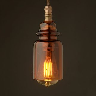 Insulator-No430-Amber-240V-E14-pendant-light-LED-3-Watt-750x750
