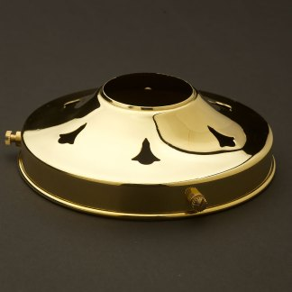 Polished Brass 4.25 inch Gallery