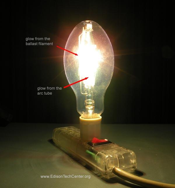 Mercury Vapor Light Bulbs Danger