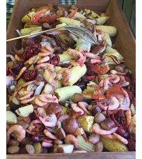 Edisto Island Lowcountry boils, shrimp boils, crab boils, and more