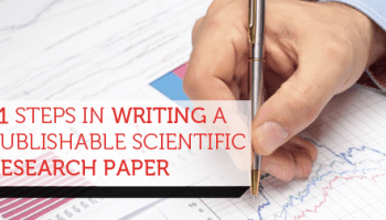 5 steps in writing a term paper
