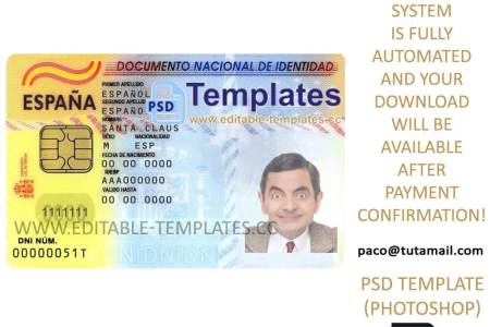 Invoice Templates Free Drivers License Template Software - Free drivers license template photoshop