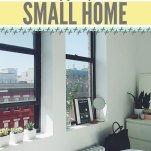 Things You Need to Buy for Your Small Home Pinterest Pin