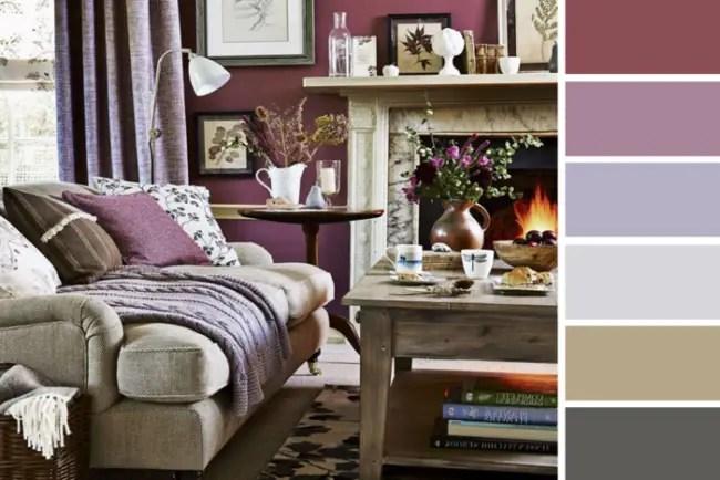 Fall living room decor ideas