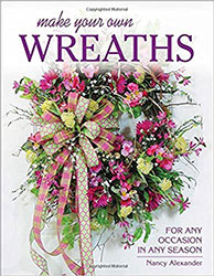 Make your own wreaths book