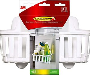 Command Under Sink Cabinet Caddy