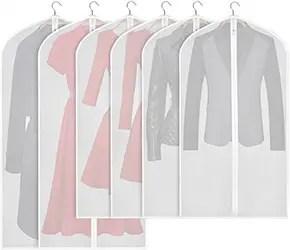 Hanging Moth Proof Garment Bags