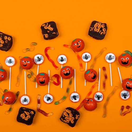 make ahead halloween party food