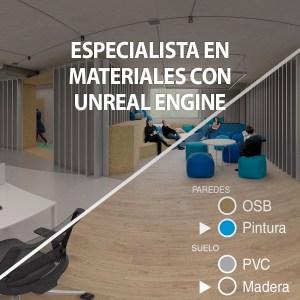 Curso Avanzado de Materiales con Unreal Engine