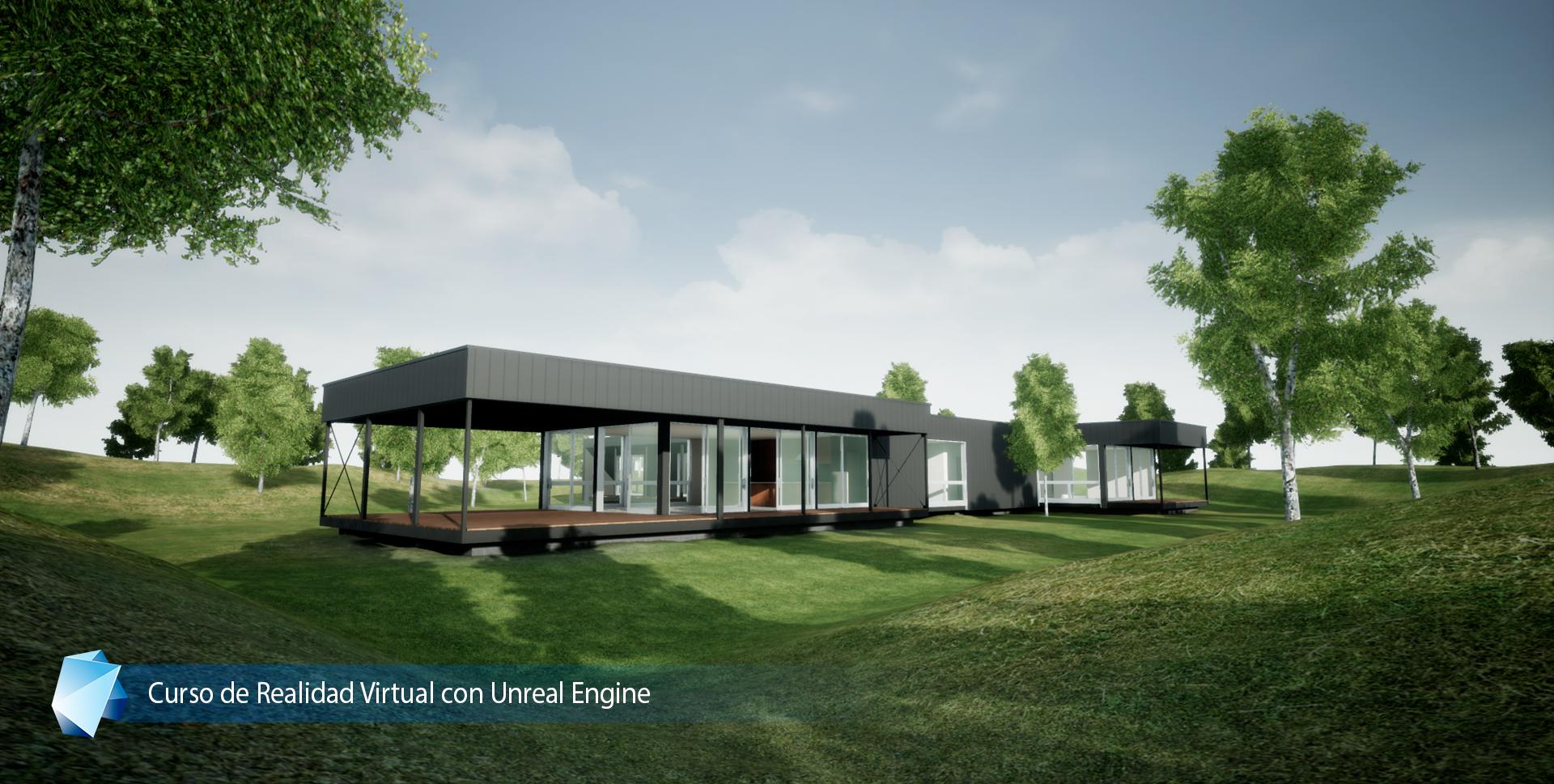 Proyecto unreal engine casa modular