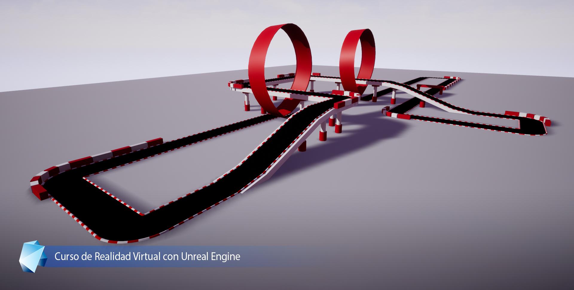 Proyecto unreal engine circuito
