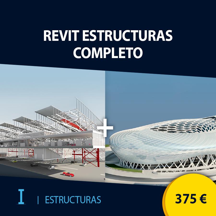 Curso online Revit Estructuras Completo