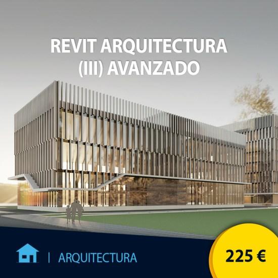 Curso online Revit Arquitectura 3 Avanzado