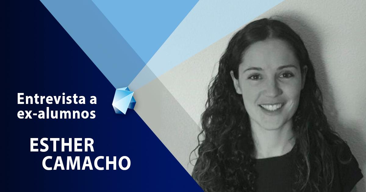Entrevista a ex-Alumnos: Esther Camacho