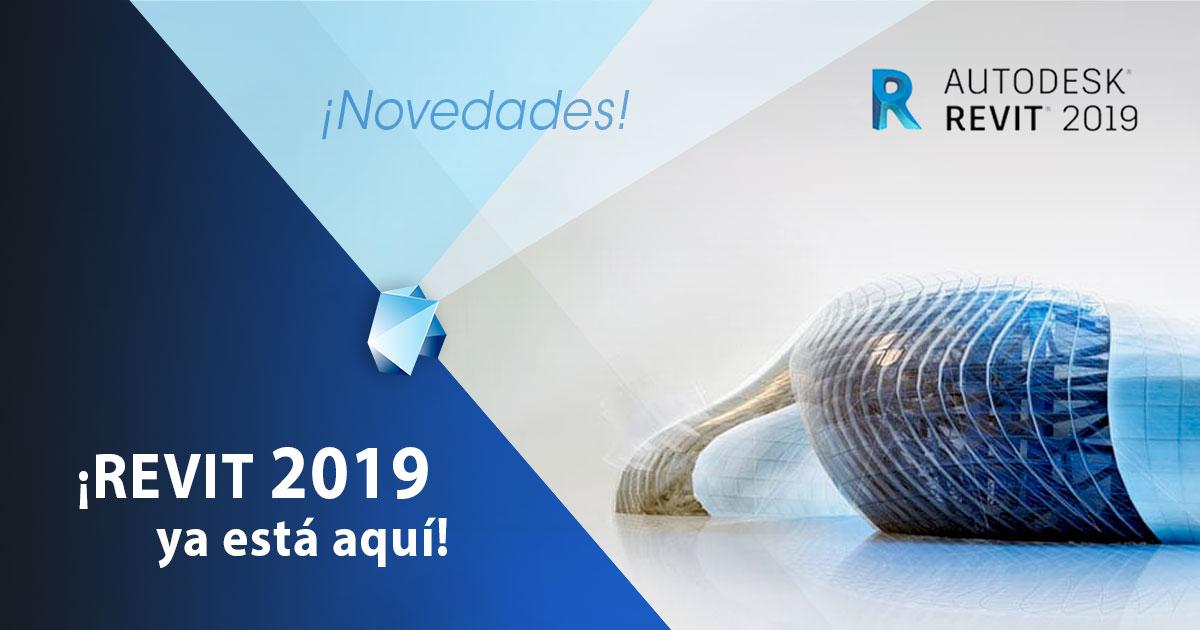 Novedades Revit 2019. Mejoras de Autodesk Revit 2019 | Editeca