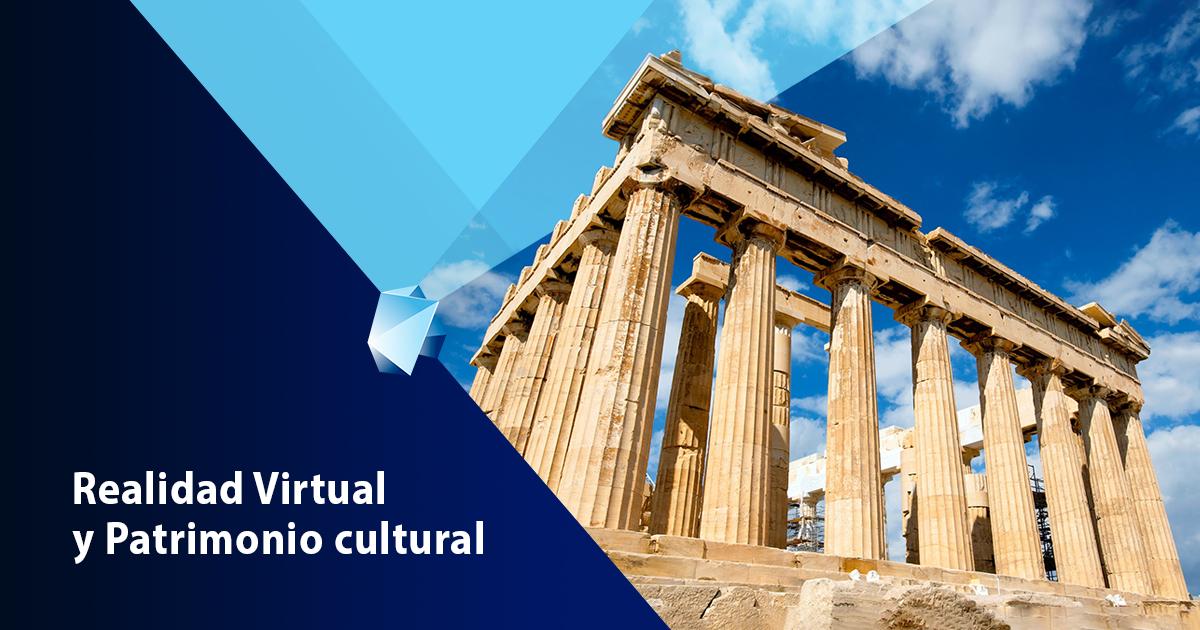 realidad virtual y patrimonio cultural