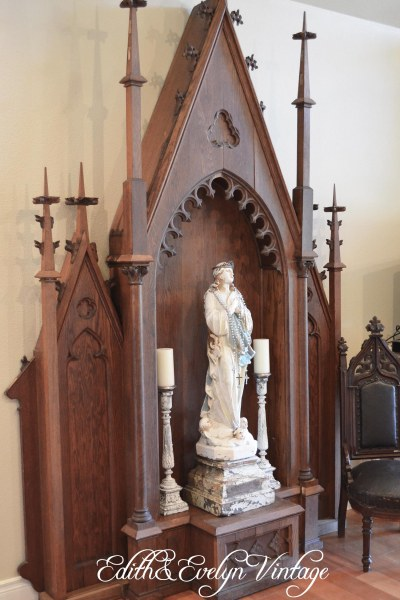 Weirdly Obsessed…….The Altar