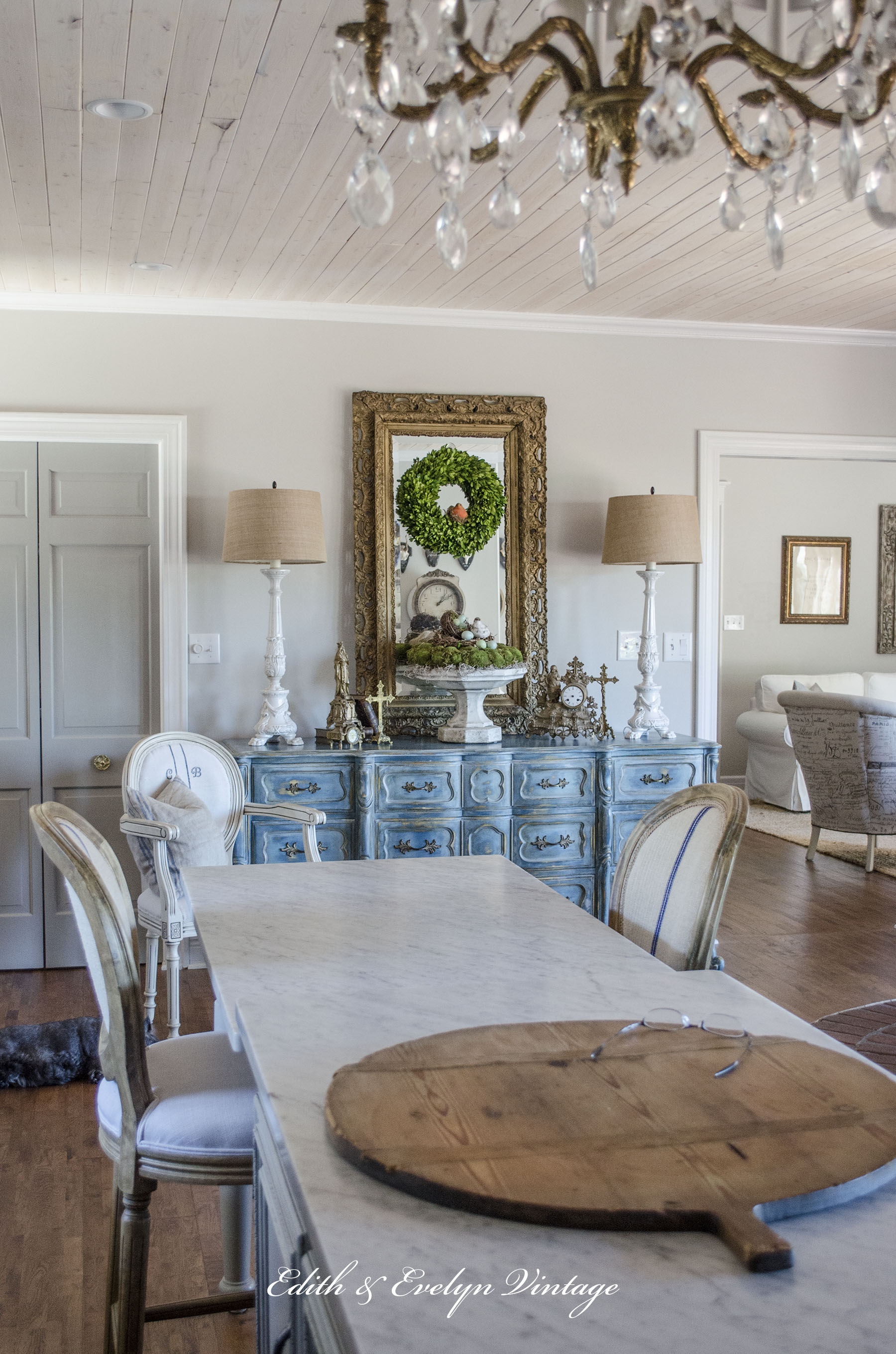livings table fresh hutch provincial furniture room country hb round white french of chairs meridian dining living