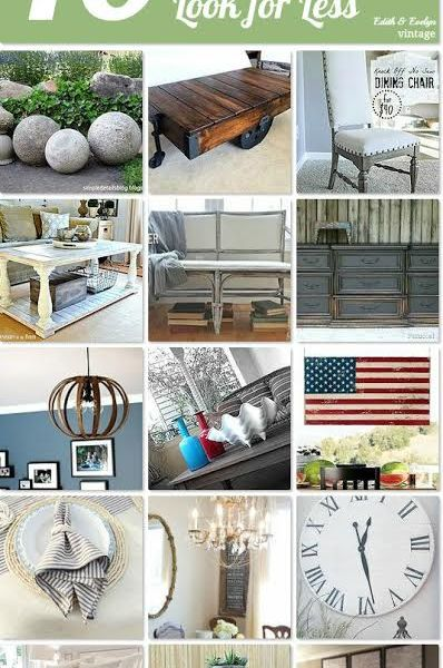 Designer Decorating Hacks ~ From Hometalk