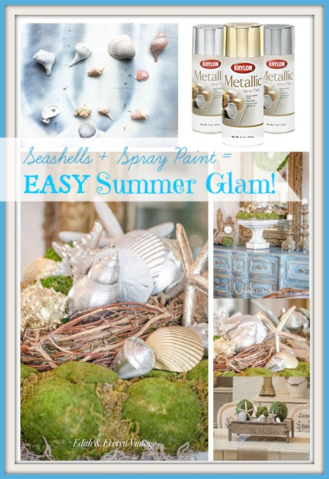 Easy Summer Glam | Edith & Evelyn | www.edithandevelynvintage.com