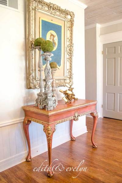 A Pink French Table | The Project List
