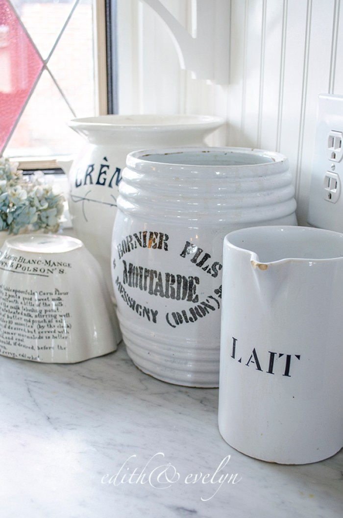 Collecting Ironstone | Edith & Evelyn | www.edithandevelynvintage.com
