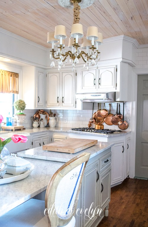 Decorating with Copper in the Kitchen