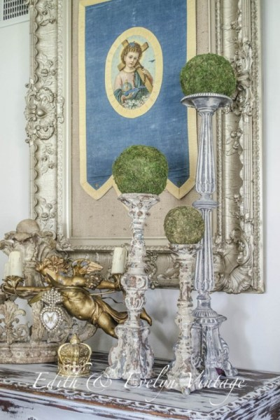 French Altar Sticks