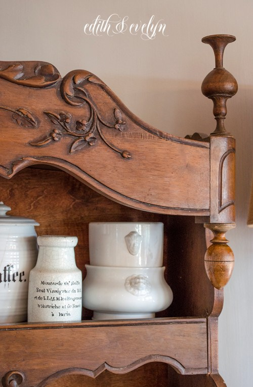A French Estanier Cabinet | Edith & Evelyn | www.edithandevelynvintage.com