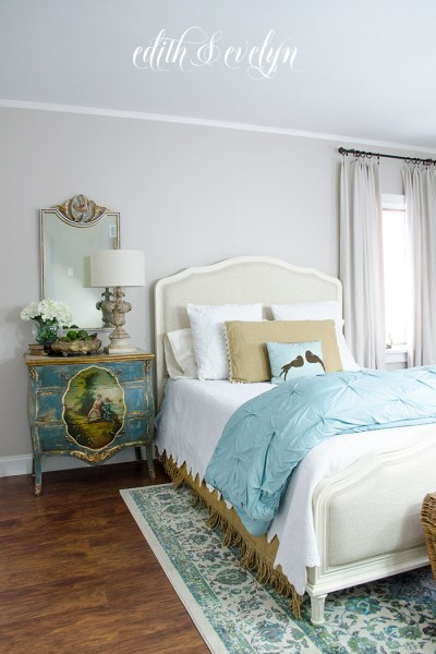 Guest Bedroom Reveal | Before and After